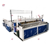 Buy cheap 3 Phase 700gsm 200m/Min 1600mm Paper Slitter Rewinder from wholesalers