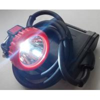ATEX certified underground mine lamp, rechargeable battery mining headlamp of best quality Manufactures