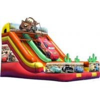 Buy cheap Car Movie Inflatable Slide product