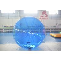 Wholesale Blue Color Inflatable Water Walking Ball With 0.8m PVC Material from china suppliers