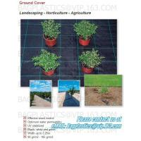 Buy cheap PP ground cover,weed barrier Fabrics, weed mat in strawberry garden, Agricultural weed control pp woven grass mat, 70gsm from wholesalers