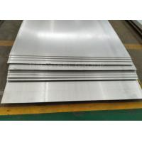 Buy cheap Hot Rolled Stainless Steel Plate 2205 Duplex S31803 F51 1.4462 Grade from wholesalers