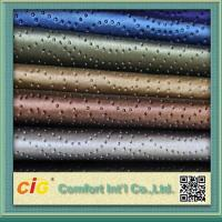 Wholesale PU PVC Synthetic Leather for Car Seats / Sofa Furniture Upholstery from china suppliers