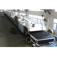 Buy cheap Stainless Steel 380V 50HZ ABB Motor Mesh Wire Conveyor Bakery Drying Tunnel Oven from wholesalers