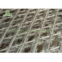 Buy cheap Hot Dipped Galvanized Safety Razor Barbed Wire-BTO-30 Green from wholesalers