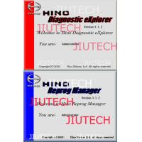 Buy cheap Hino Reprog Manager V3.12 + Hino Diagnostic Explorer For Diagnostic Tool from wholesalers