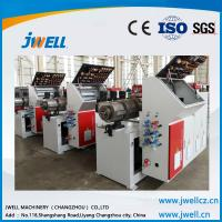 Buy cheap Jwell pvc semi-skinning foam board extrusion line used in construction and decoration industrial from wholesalers