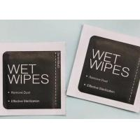 Buy cheap White Natural Cellulose Non Toxic Disinfectant Wipes from wholesalers