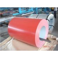 Buy cheap Color Coated Steel Coil Pre-painted Steel Coil PPGI from wholesalers