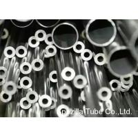 Buy cheap Uns S32750 / S32760 Seamless Stainless Steel Tubing Super Duplex Cold Drawn Tube from wholesalers