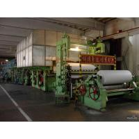 Buy cheap Hot-sale Paper Machine and Writing Paper Making Line, Turn Key Project from wholesalers