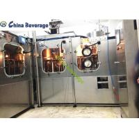 Buy cheap Automatic Aseptic Cold Bottle Juice Bottling Machine , Juice Packing Machine from wholesalers
