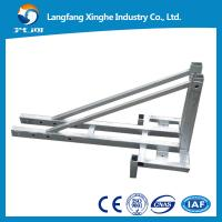 Wholesale special suspended platform/ building suspended cradle /facade cleaning platform from china suppliers