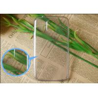 Buy cheap Light Weight Samsung Galaxy Phone Cases Clear Slim TPU For Samsung Galaxy S5 from wholesalers