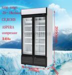 Customize Commercial Display Freezer For Restaurant / Supermarket