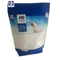 Wholesale High Strength BOPP Laminated PP Woven Bags , Woven Polypropylene Feed Bags from china suppliers