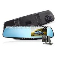 Buy cheap 4.3'' FHD 1080P Car Vehicle Dashboard DVR Camera Video Recorder with 16GB Micro SD Card from wholesalers