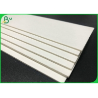 Buy cheap Blotter Paper 0.4mm 1mm Thick Virgin Pulp White Cardboard Sheets For Making Coaster from wholesalers
