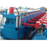 China Highway Guardrail Roll Forming Machine High Yield Strength Galvanized W Beam on sale