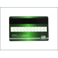 Buy cheap High Frequency Membership PVC Card , Custom Mag Stripe Cards Matte Finished from wholesalers