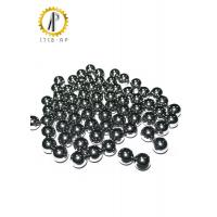 Buy cheap Precision Cemented Tungsten Carbide Ball , Tungsten Carbide Sphere Ground from wholesalers