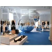 Buy cheap Custom Giant Festival Inflatable Event Structures 1.5 M PVC Mirror Ball Event Decoration Balloon from wholesalers