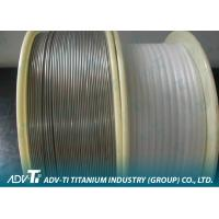 Wholesale ERTi - 20 Titanium And Titanium Alloy Wire Welding Wire Rods AWS A5 . 16M - 2007 from china suppliers