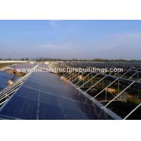 Small Custom Steel Structures Building , Waterproof Agricultural Farm Buildings Manufactures