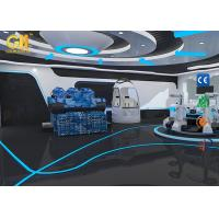 Buy cheap Interactive Shooting VR Theme Park Equipment / 9D Virtual Reality Battle from wholesalers