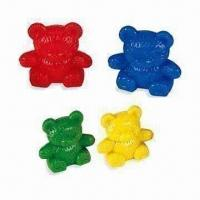 Wholesale 12g Lovely Counters in Bear Shape, Comes in Red, Blue, Green and Yellow from china suppliers
