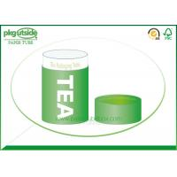 Buy cheap Food Grade Green Tea Tube Packaging Handmade High End Environmentally Friendly from wholesalers