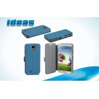 Buy cheap Waterproof Samsung Galaxy S4 Leather Case Stand Cover with Sleep Function from wholesalers