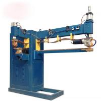 Buy cheap 525mm Seam Welding Machine for Tin Can Making / Galvanized Plate Seam Welders from wholesalers