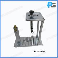 Buy cheap BS1363-2 Plug Socket Gauges Fig 8 Plug Pin Deflection Test Apparatus for Resilient Plugs from wholesalers