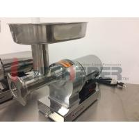 Buy cheap Butcher Shop Industrial Heavy Duty Meat Grinder With Water Proof Switch from wholesalers