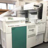Buy cheap Fuji355 Frontier 355 350 370 375 Digital Minilab Machine LP1500 LP2000 Digital Photo Printer from wholesalers