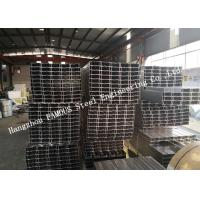 Buy cheap C25019 C/Z Shape Galvanized Steel Purlins Girts AS/ANZ4600 Material for Residential Building from wholesalers