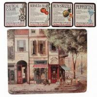 Buy cheap Cork Placemat and Coaster, Available in Various Sizes product
