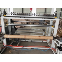 Buy cheap Jumbo Paper Roll Slitter Rewinder Machine Pipe Tube Core Making from wholesalers