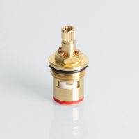 Buy cheap Polished G1/2 90°C Brass Faucet Cartridge For Taps from wholesalers