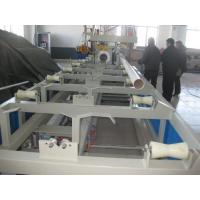 China PVC / PP Pipe Socketing Machine Production Line Fast Working Speed on sale