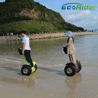 Buy cheap Self Balance Personal Transporter Scooter / Electric Off Road Scooters For Adults from wholesalers