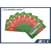 Membership Loyalty RFID Chip Card Contactless 0.76 mm For Supermarket Manufactures