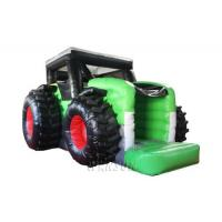 Buy cheap Inflatable Tractor Bouncer/play bounce house from wholesalers