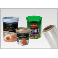 Buy cheap Compostable Biodegradable Shrink Wrap Film / Good Gloss Poly Shrink Film from wholesalers