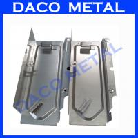 Buy cheap aluminum various metal iron copper aluminum stainess steel parts stamping from wholesalers