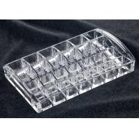 Buy cheap Lipstick And Nail Polish Holder Permanent Makeup Tattoo Accessories with 24 Grids from wholesalers