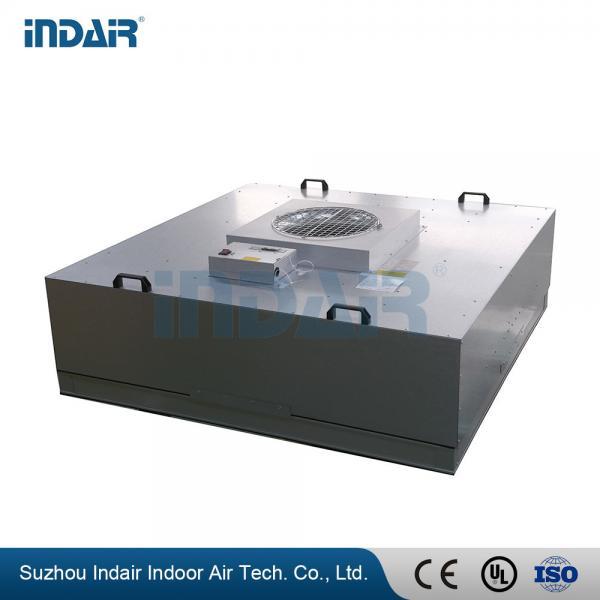 Buy cheap 2 * 2 Feet FFU Fan Filter Unit , 220V 50Hz Fan Filter Unit For Clean Room from wholesalers