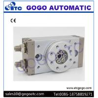 Buy cheap Pneumatic Double Acting Actuator , Compact Pneumatic Cylinders With Internal Shock Absorber from wholesalers