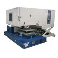 Buy cheap Industrial Climate Vibration Test Equipment , Temperature Humidity Vibration Agree Chamber from wholesalers